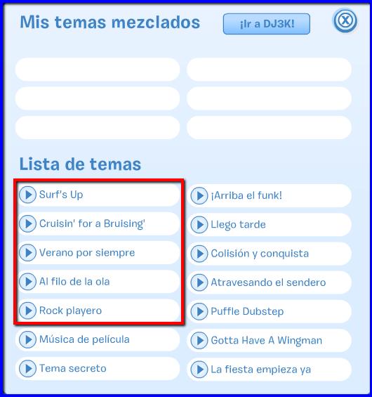 Club Penguin: ¡Nueva Lista de Canciones de Iglú! - Trucos de Club ...
